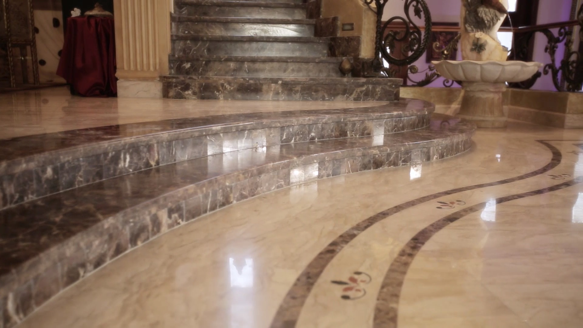 floor marble n jeffrey flooring field wall depot tile gray the home stone court b natural